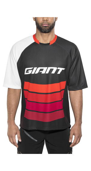 Giant Transfer SS Jersey Men black/red